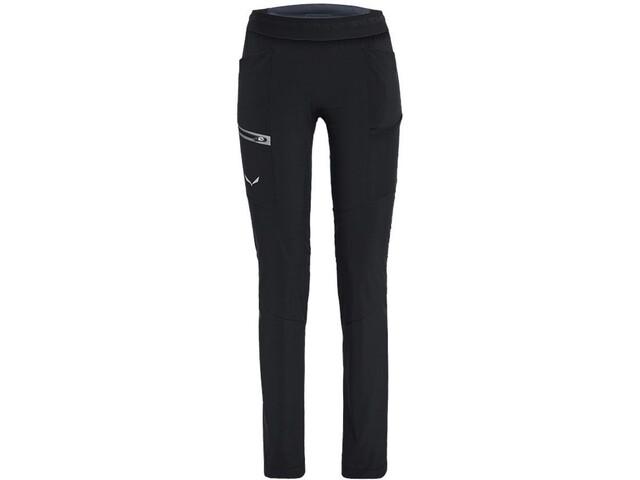 SALEWA Pedroc Light Durastretch Pantalones Mujer, black out